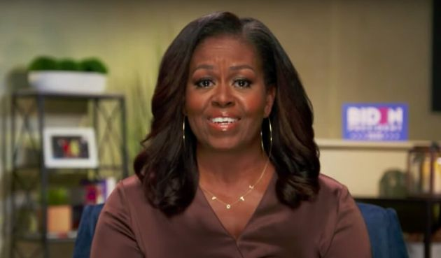 This Detail About Michelle Obama During Her Speech Went Viral - SurgeZirc France