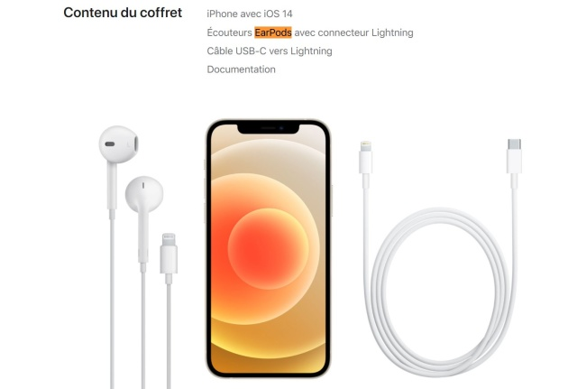 iPhone 12 Will Ship With Free EarPods To France Thanks To Radiation Laws - SurgeZirc France