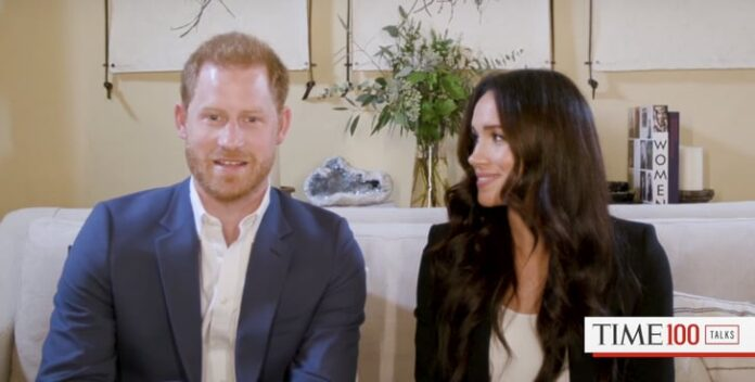 Meghan Markle And Prince Harry's Time100 Talks Web Chat Video - SurgeZirc France