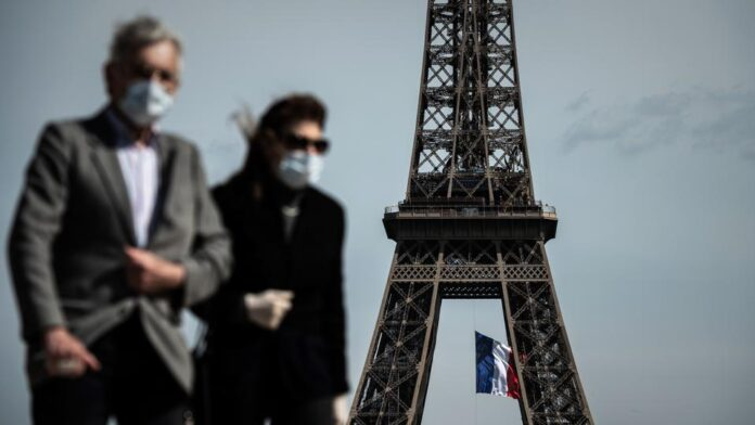 France Set New Record Of Over 26,000 Daily Coronavirus Infection Cases - SurgeZirc France