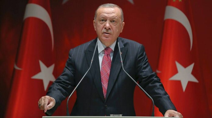 Turkish President Erdogan Urges EU To Stop Macron From Making Hate Campaign Against Muslims - SurgeZirc France