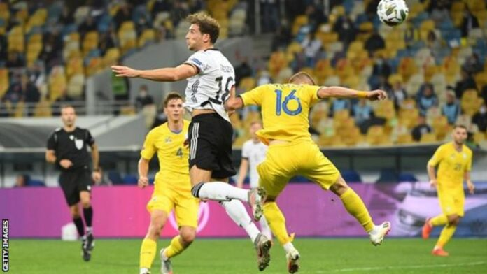 Germany Beats Ukraine 2-1 To Claim First Nation League Victory - SurgeZirc France