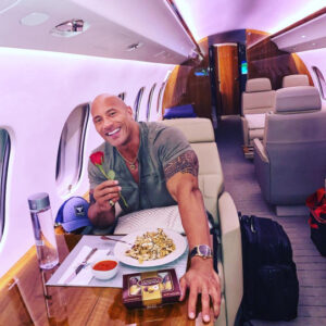 How Dwayne 'The Rock' Johnson became the most followed American man on Instagram - SurgeZirc France
