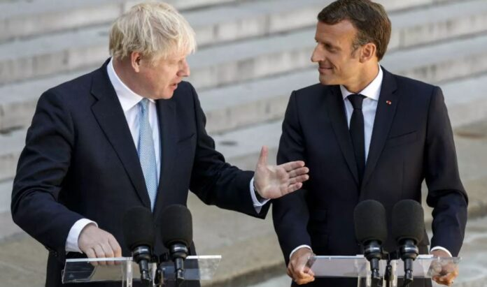 President Macron Ally Told Sky News Ridge EU Fishing Policy Has Been A Success - SurgeZirc France