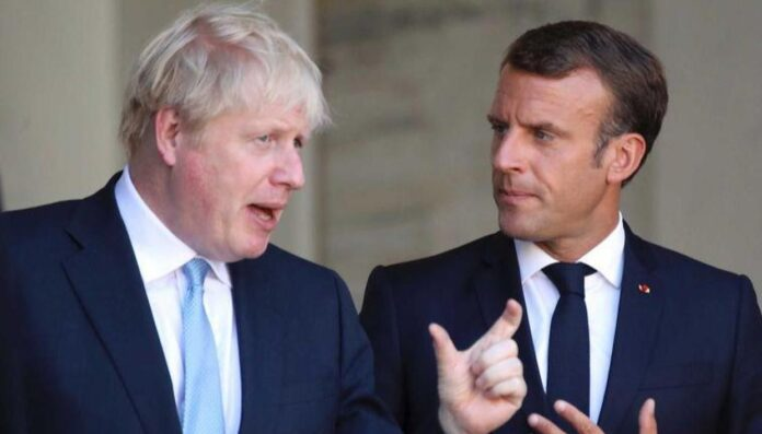France has warned that European fishermen could possibly intervene to stop British fishes from being sold on the European Union market if Britain tries to prevent EU - SurgeZirc France