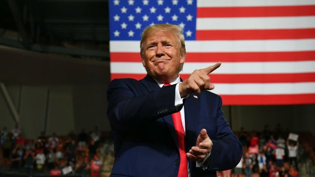 President Trump Has Officially Won North Carolina With Legal Votes - SurgeZirc France