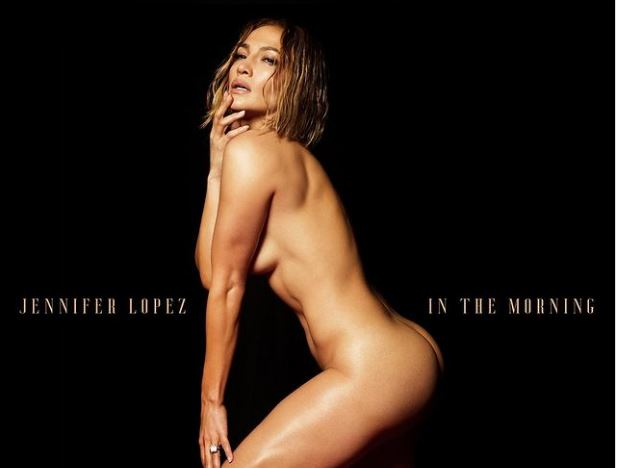 Jennifer Lopez Latest Album In The Morning Cover Art Is A Naked Photo - SurgeZirc France