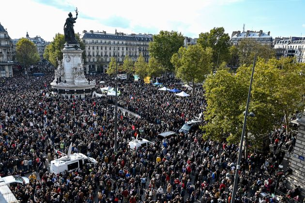 Global Security Law Protesters Resumes Saturday In Paris After Court Win