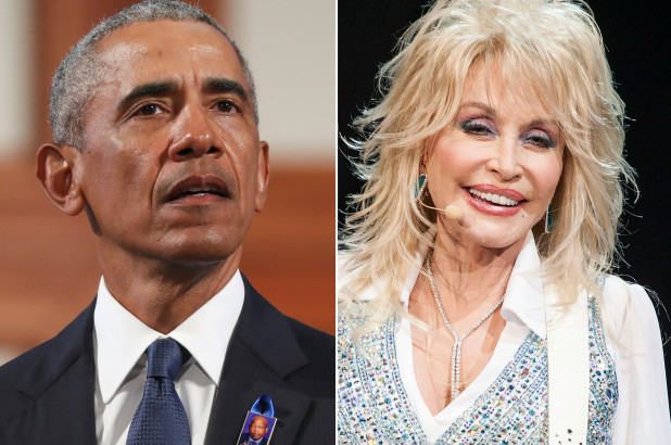 Obama Says Not Giving Dolly Parton Presidential Medal Of Freedom Was A Screw-Up - SurgeZirc France