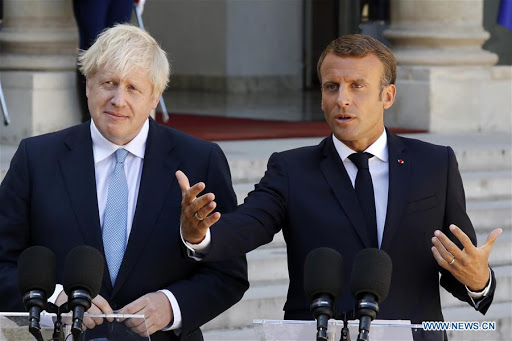 President Macron Reaffirms Stance To Get His Share Of British Fish With Or Without Brexit Deal - SurgeZirc France
