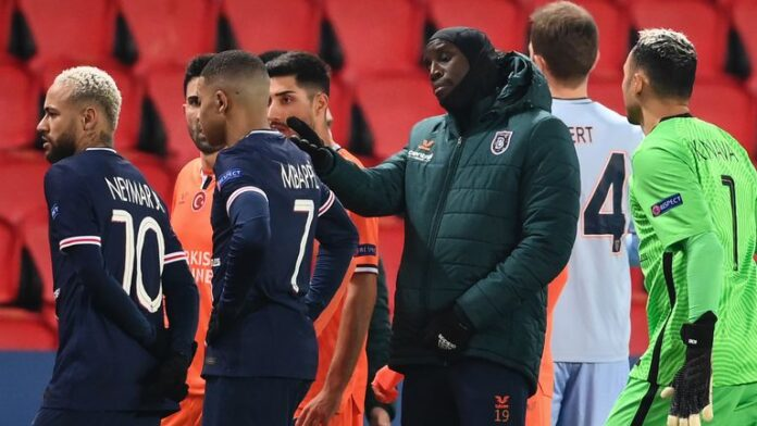 PSG Vs Istanbul Basaksehir Resumes Wednesday After Players Abandoned Match Over Racist Term -SurgeZirc France