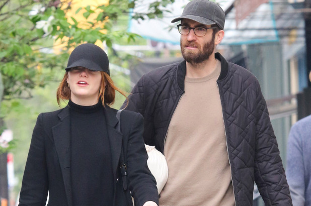 Emma Stone And Husband Dave McCary Are Expecting First Baby - SurgeZirc France
