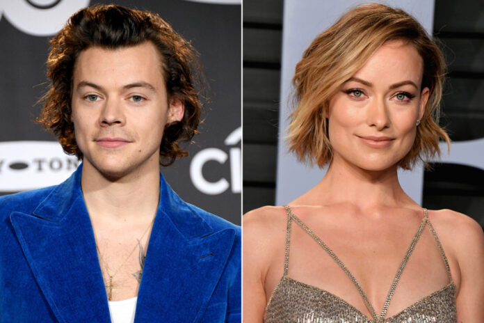 Harry Styles And Olivia Wilde Show PDA In New Photos Amid Dating Talk - SurgeZirc France
