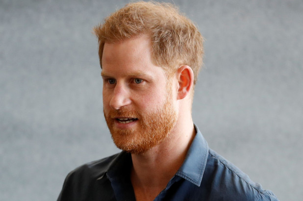 Prince Harry Says Why Social Media Should Be Blamed For Capitol Riot - SurgeZirc France