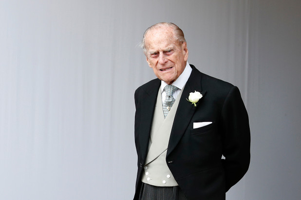 Prince Philip Death Was Very Gentle As If Someone Took Him By The Hand - Family