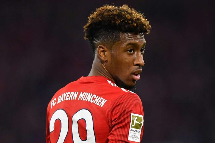 Kingsley Coman Leaves The Blues Temporarily To Attend His Child's Birth - SurgeZirc FR