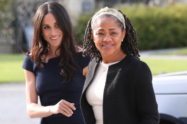 Meghan Markle's Overjoyed Mom Is Helping Out With Baby Lilibet - SurgeZirc FR