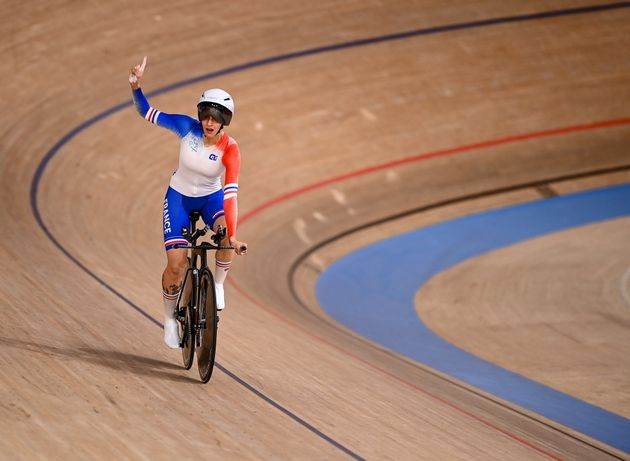 Marie Patouillet Earned France First Medal At Tokyo Paralympic Games - SurgeZirc FR