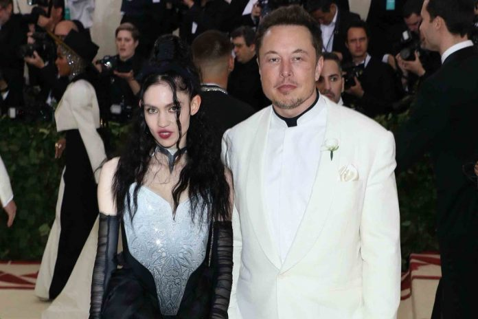 Elon Musk And Grimes Break Up After Three Years Romance - SurgeZirc FR